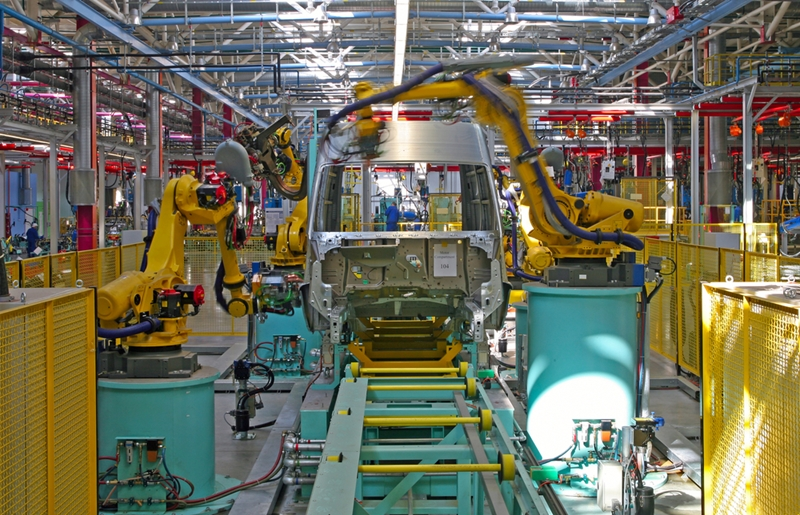 Manufacturing could get even more expensive from the proliferation of technology.